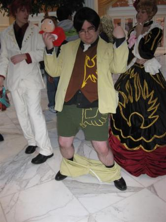 George Ushiromiya from Umineko no Naku Koro ni worn by Bearpigman