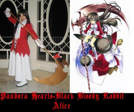 Alice from Pandora Hearts