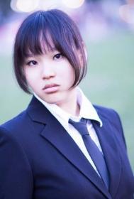 Yayoi Kunizuka from Psycho-Pass  by Lunatique