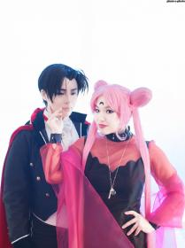 Black Lady from Sailor Moon Crystal