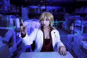 Shion Karanomori from Psycho-Pass