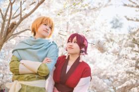 Yoon from Akatsuki no Yona