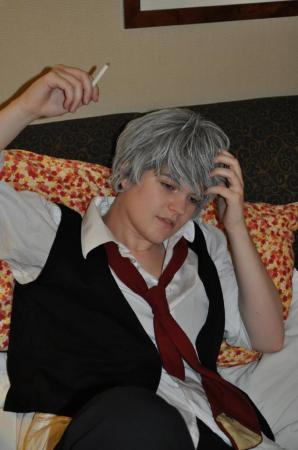 Usami Akihiko from Junjou Romantica worn by Frost