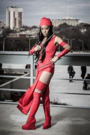 Elektra Natchios from Elektra worn by Blikku