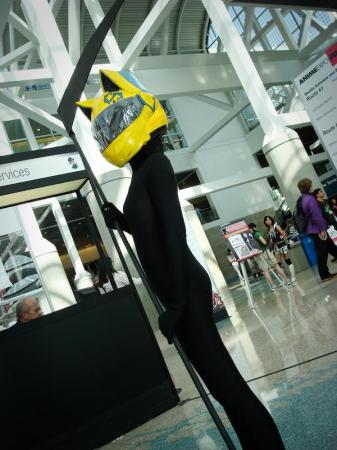 Celty Sturluson from Durarara!! worn by Kami-ko