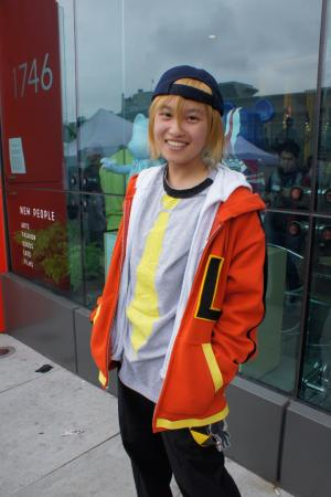 Kagamine Len from Vocaloid 2 worn by Kami-ko