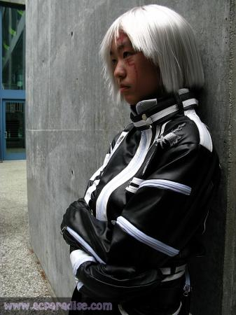 Allen Walker from D. Gray-Man worn by [TEIA]