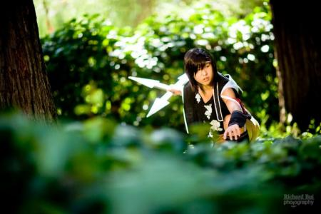 Yuffie Kisaragi from Final Fantasy VII: Advent Children