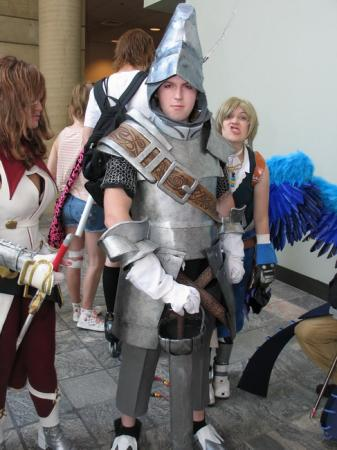 Adelbert Steiner from Final Fantasy IX (Worn by zantaff)