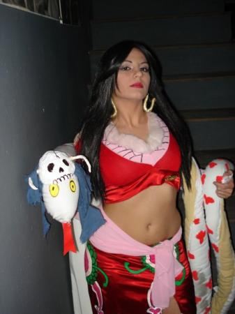 Boa Hancock from One Piece