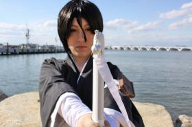 Rukia Kuchiki from Bleach worn by BlueRockAngel