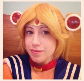 Sailor Moon from Sailor Moon worn by dBlueRockAngel4f