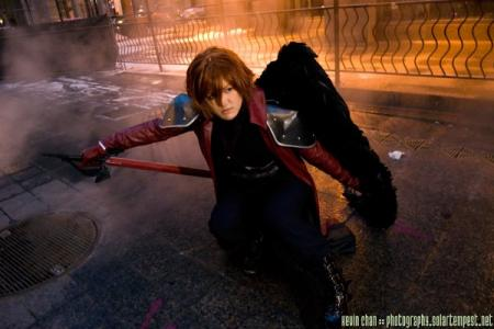 Genesis Rhapsodos from Final Fantasy VII: Crisis Core worn by jellybooger