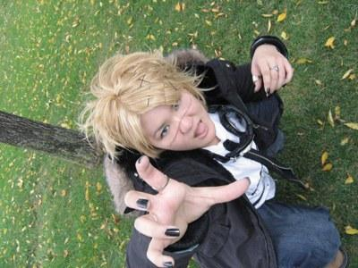 Ken Joshima from Katekyo Hitman Reborn! worn by jellybooger