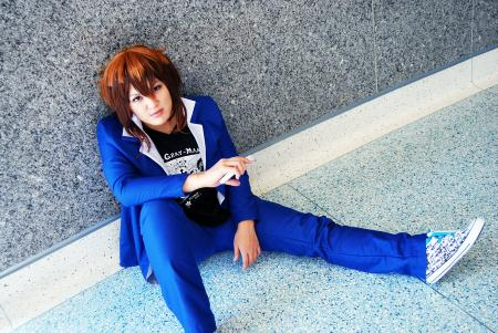 Judai Yuki from Yu-Gi-Oh! GX worn by jellybooger