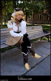 Mami Tomoe from Madoka Magica worn by jellybooger