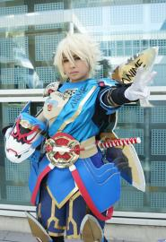 Ivan Karelin / Origami Cyclone from Tiger and Bunny worn by Akii