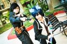 Rin Okumura from Blue Exorcist worn by Akii
