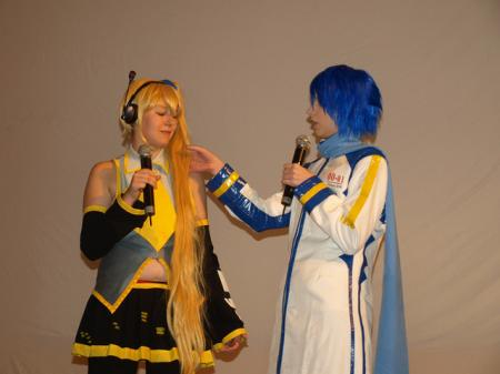 Neru Akita from Vocaloid 2