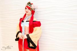 Princess Kakyuu / Fireball from Sailor Moon Sailor Stars worn by Kiyasea