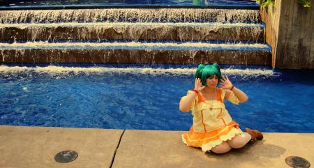 Ranka Lee from Macross Frontier worn by Felicis Rook