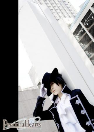 Gilbert Nightray (Raven) from Pandora Hearts worn by Ji-Hwan
