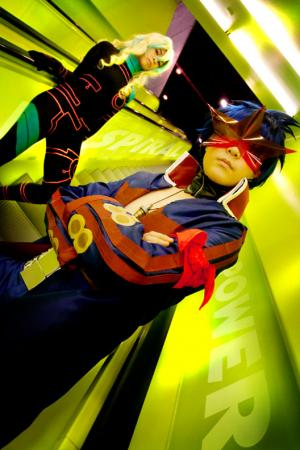 Simon from Tengen Toppa Gurren-Lagann worn by Ji-Hwan