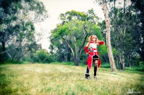 Silica from Sword Art Online worn by MangaFreak150