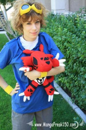 Takato Matsuda from Digimon Tamers worn by MangaFreak150