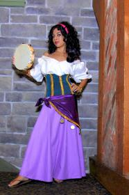 Esmeralda from Hunchback of Notre Dame worn by Momo Kurumi