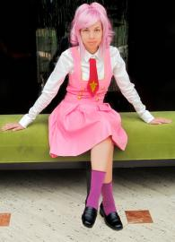 Anya Earlstrathaim from Code Geass R2 worn by Momo Kurumi
