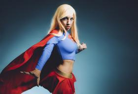 Supergirl from Justice League by Momo Kurumi