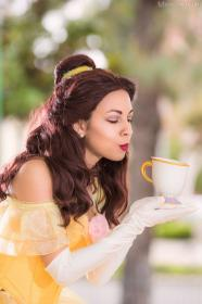 Belle from Beauty and the Beast by Momo Kurumi
