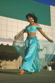 Jasmine from Aladdin by Momo Kurumi