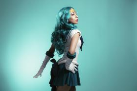 Sailor Neptune from Sailor Moon by Momo Kurumi