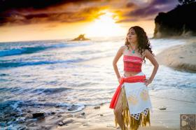 Moana from Moana worn by Momo Kurumi