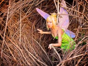 Tinker Bell from Peter Pan worn by Momo Kurumi