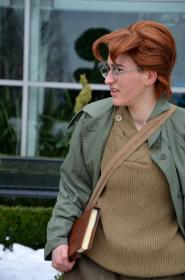 Milo Thatch from Atlantis: The Lost Empire worn by RedKat