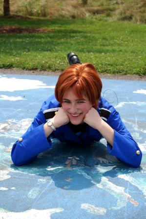 Italy (Veneziano) / Feliciano Vargas from Axis Powers Hetalia worn by RedKat