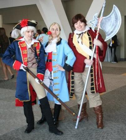 France / Francis Bonnefoy from Axis Powers Hetalia worn by Kat326