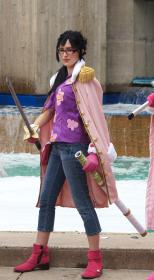 Tashigi from One Piece worn by RedKat