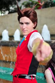 Apollo Justice from Apollo Justice: Ace Attorney