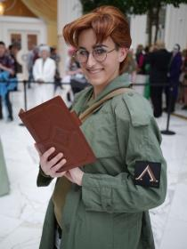 Milo Thatch from Atlantis: The Lost Empire  by RedKat