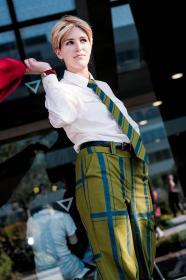 Haruka Tenoh from Sailor Moon S  by CapsKat