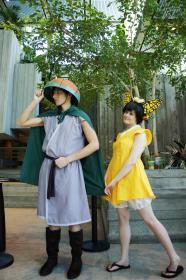 Poncle Girl Miya from Okami