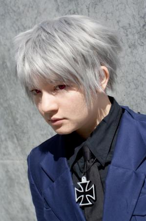 Prussia / Gilbert Weillschmidt from Axis Powers Hetalia worn by Rai Kamishiro