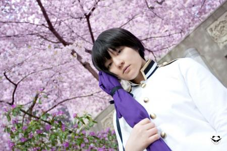 Japan / Honda Kiku from Axis Powers Hetalia worn by Rai Kamishiro