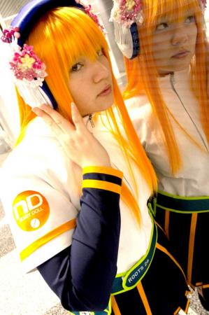 DJ Iroha from Beatmania IIDX worn by Raikapon