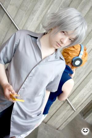 Kiryuu Yoshiya / Joshua from The World Ends With You worn by Rai Kamishiro