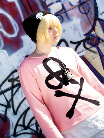 Rhyme Bito from The World Ends With You worn by Rai Kamishiro